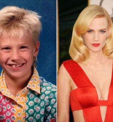 7 знаменитостей, считавшихся в детстве «гадкими утятами»