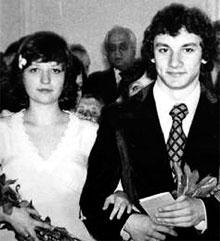 Жена Николая Фоменко - личная жизнь