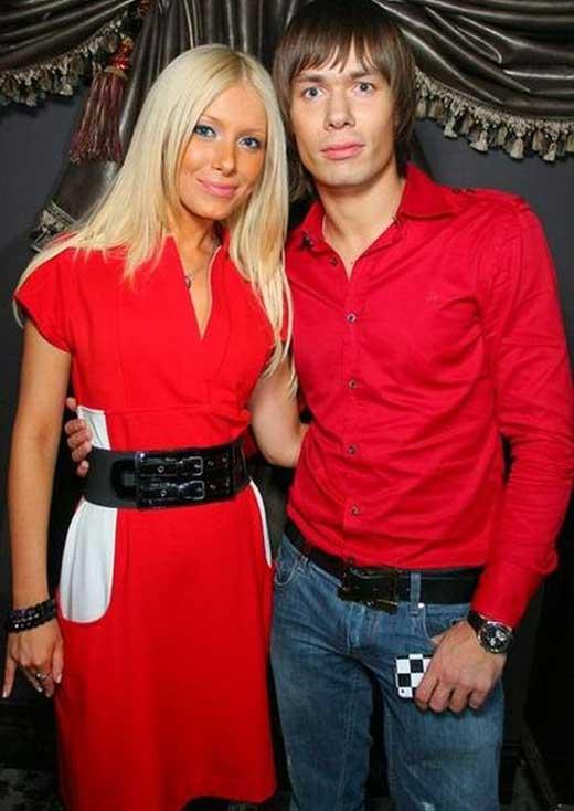 Жена Стаса Пьехи -  личная жизнь