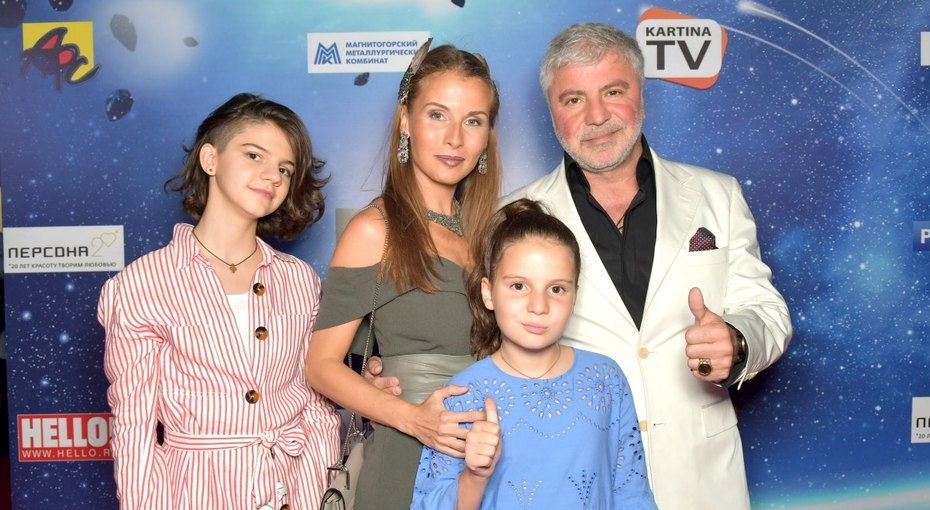 Дети Сосо Павлиашвили - личная жизнь
