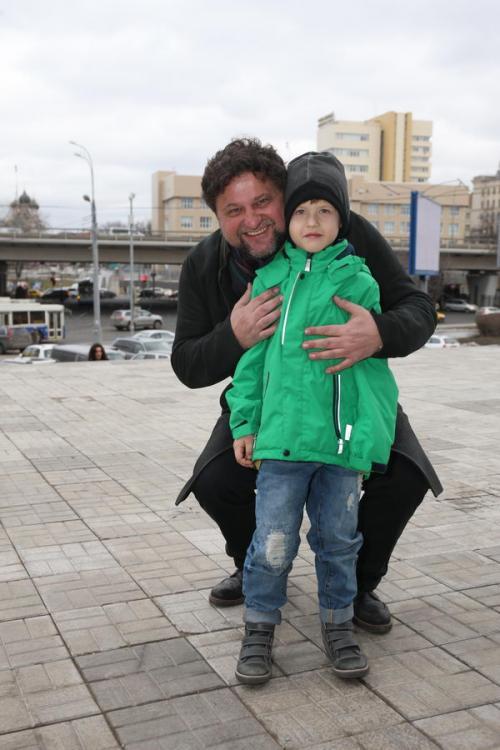 Дети Александра Самойленко - личная жизнь