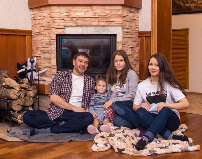 Жена Сергея Губанова - личная жизнь актера