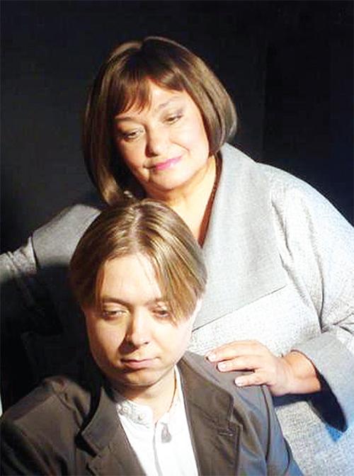 Дети Натальи Бондарчук