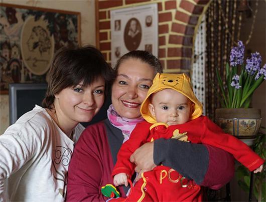 Дети Натальи Бондарчук — личная жизнь актрисы