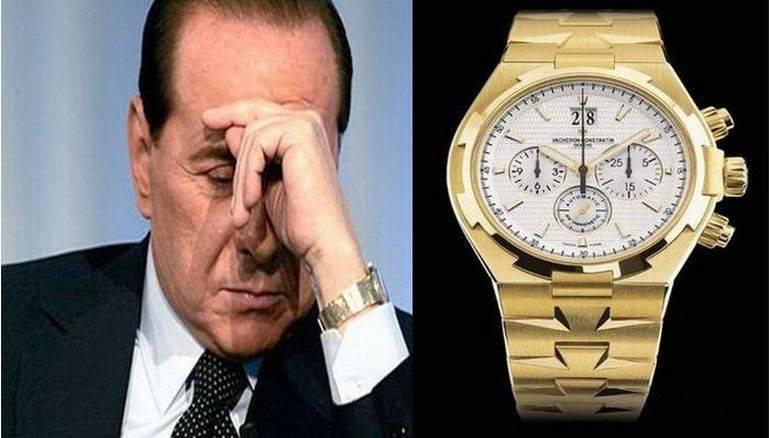 Часы какой марки предпочитают знаменитости