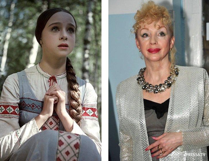 Судьбы актеров, игравших в советских сказках
