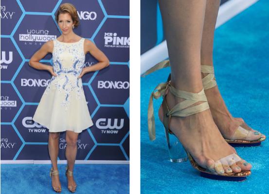 Жертва моды, или какие туфли носят 5 звезд