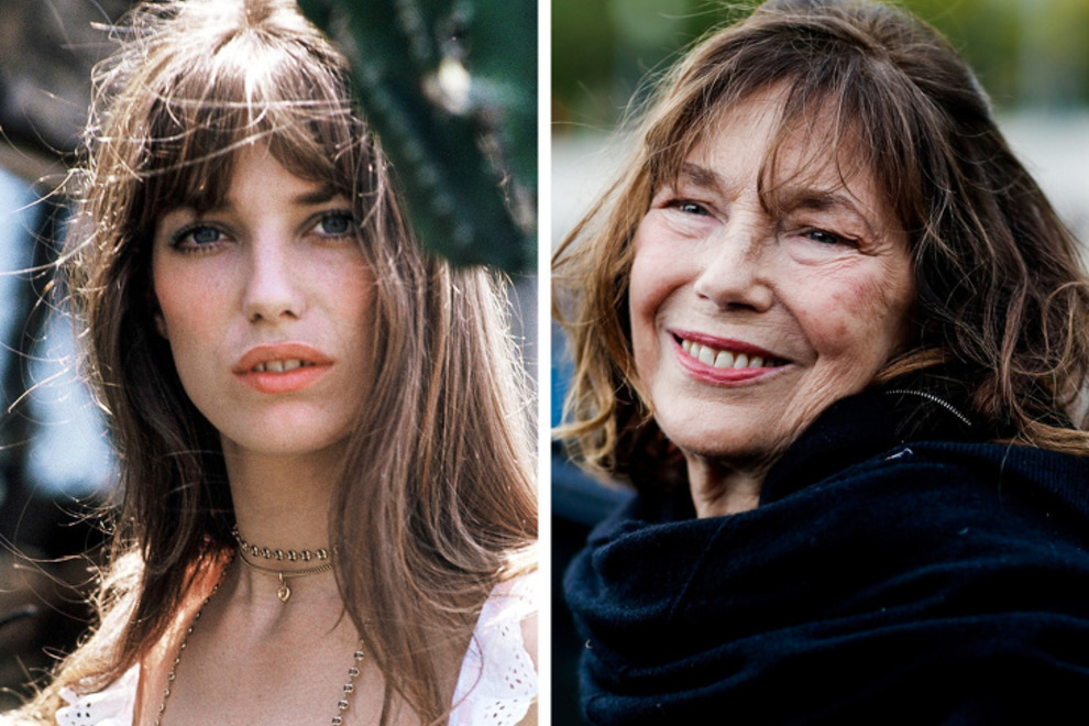 Как изменились популярные актеры Франции