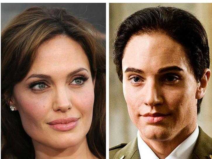«Солт» и Джоли