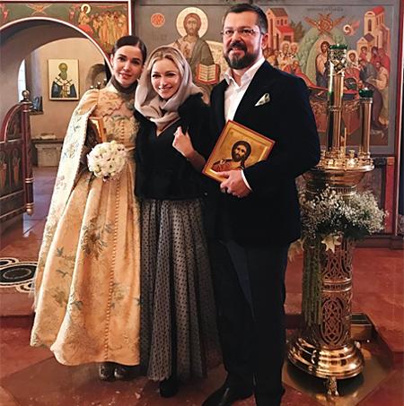 5 звездных пар, венчавшиеся в церкви