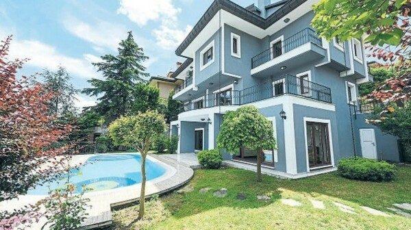 Дома турецких звезд
