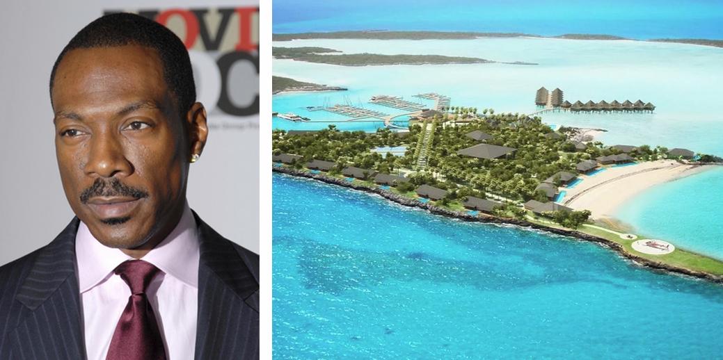 10 островов купленных звездами