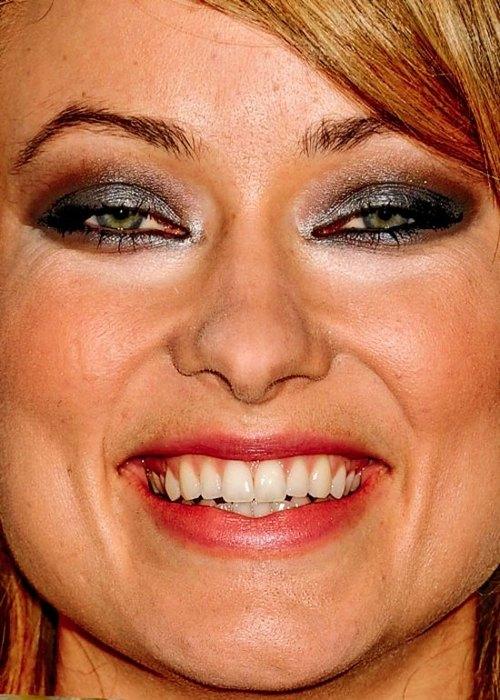 Неудачный макияж знаменитостей
