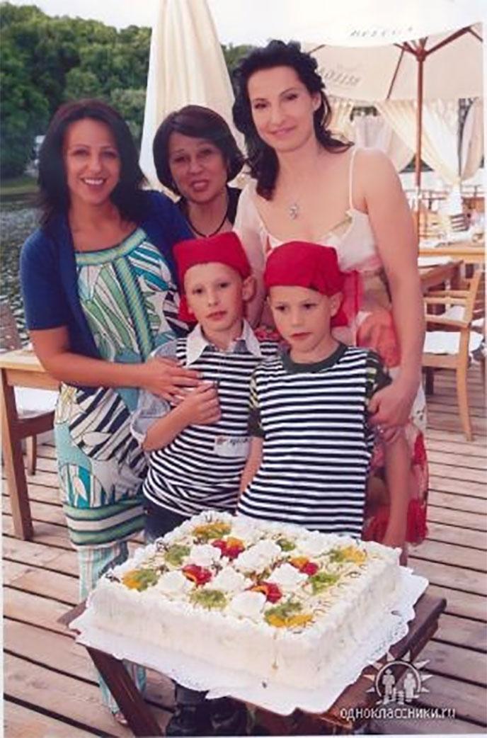 Жена Михаила Мишустина