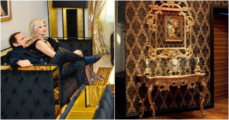 Интересные интерьеры домов российских звезд шоу-биза