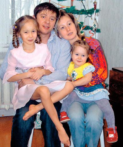 Дети Дмитрия Брекоткина