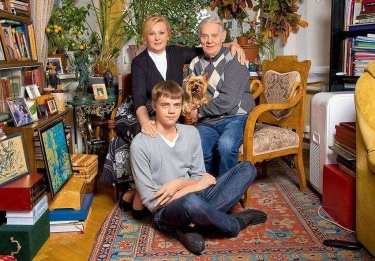 Муж Натальи Селезневой