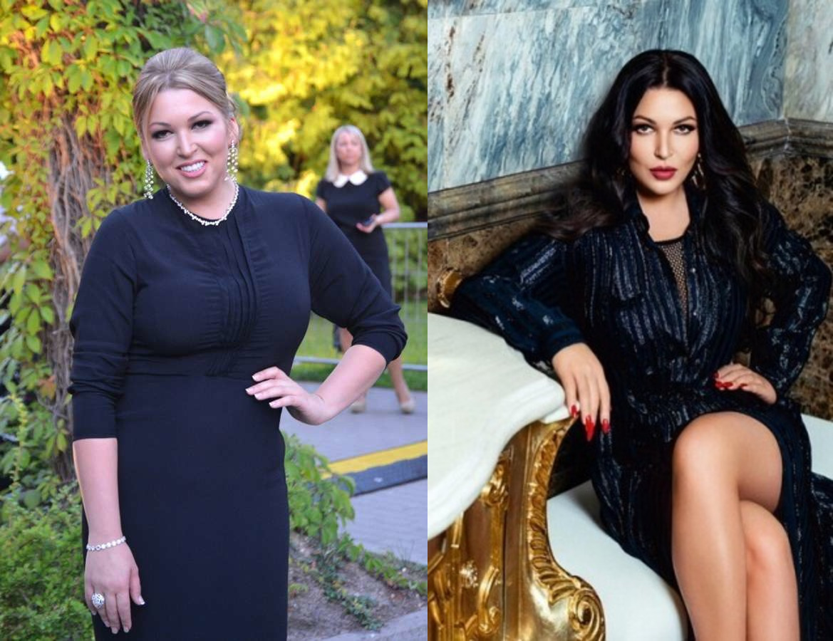 Способы похудения знаменитостей