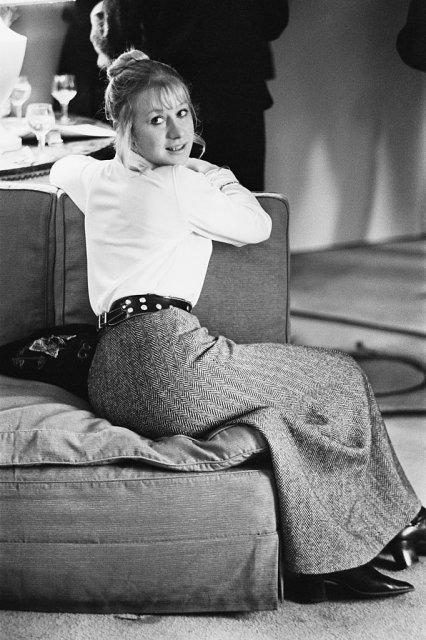 Хелен Миррен в молодости — фото