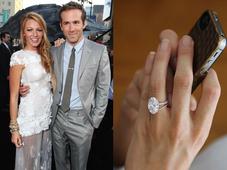 6 дорогих свадебных колец знаменитостей