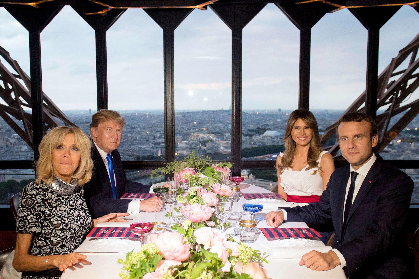 Предпочтения в еде президентов