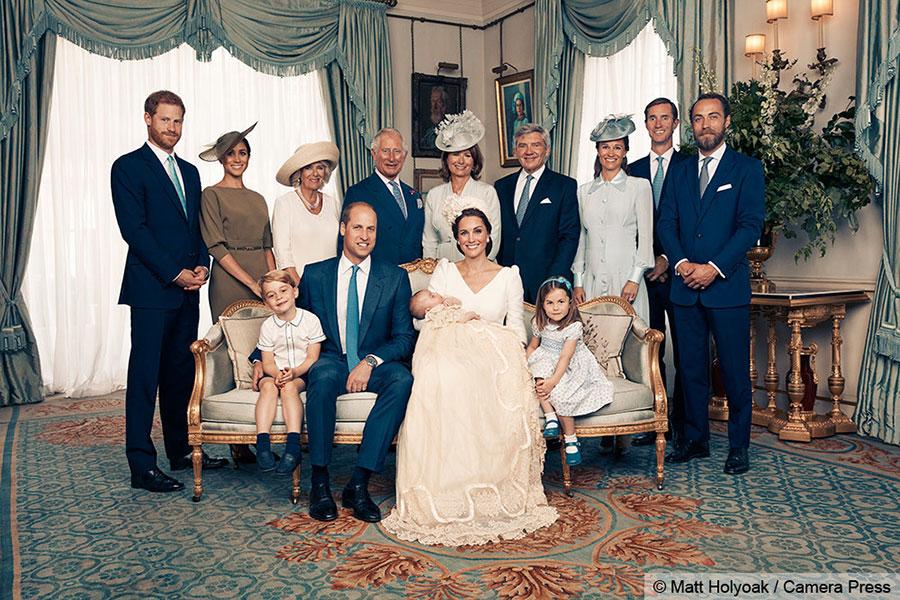 Принц Чарльз и его супруга Камилла