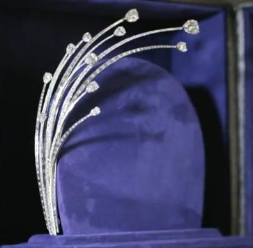 Княгиня Шарлен («Алмазная пена»)