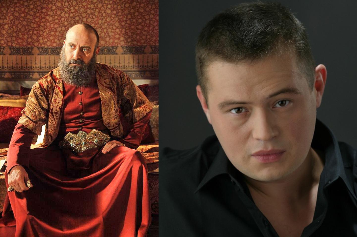 Радик Мухаметзянов — Султан Сулейман