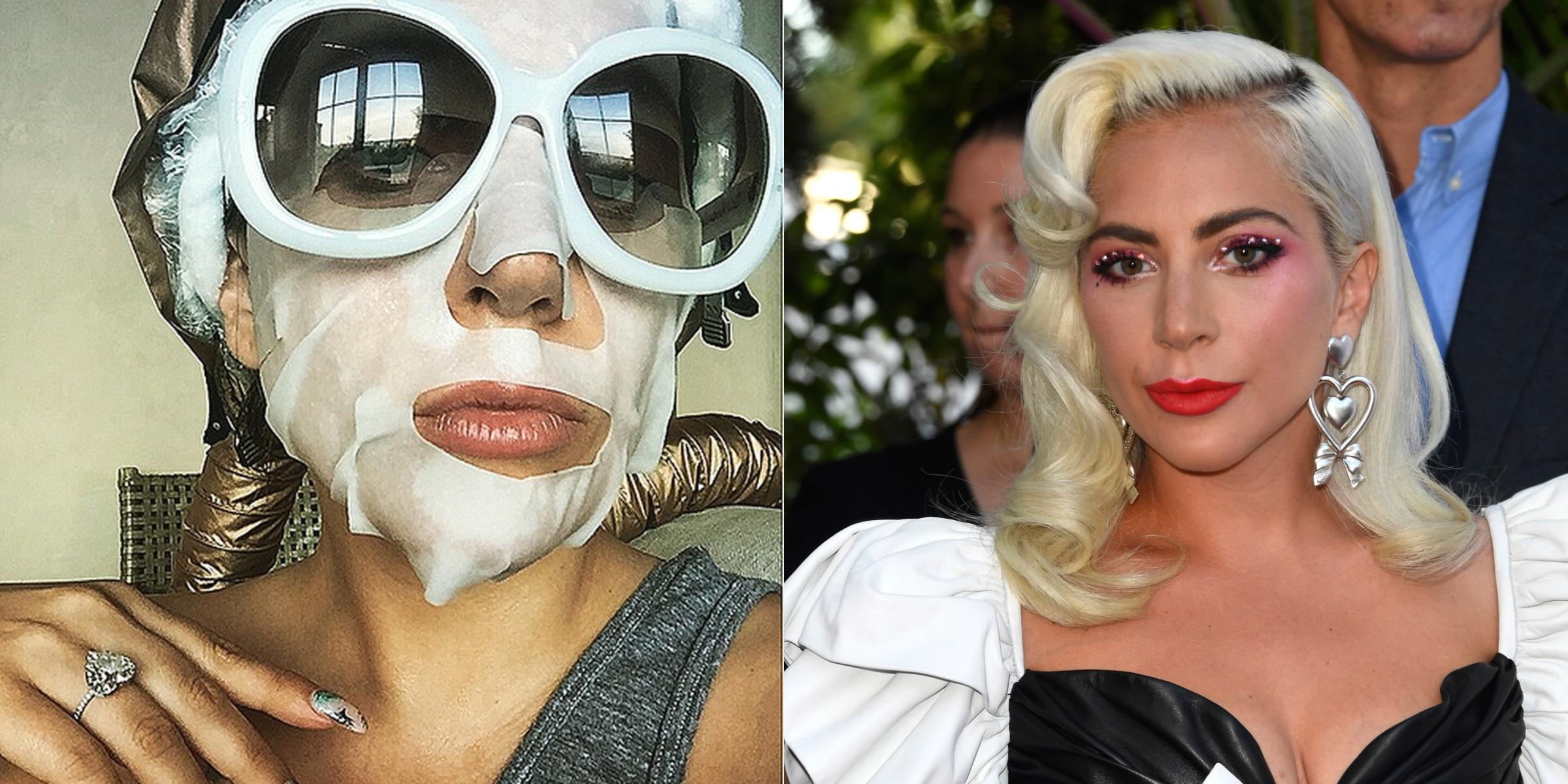 7 любимых масок красоты у звезд