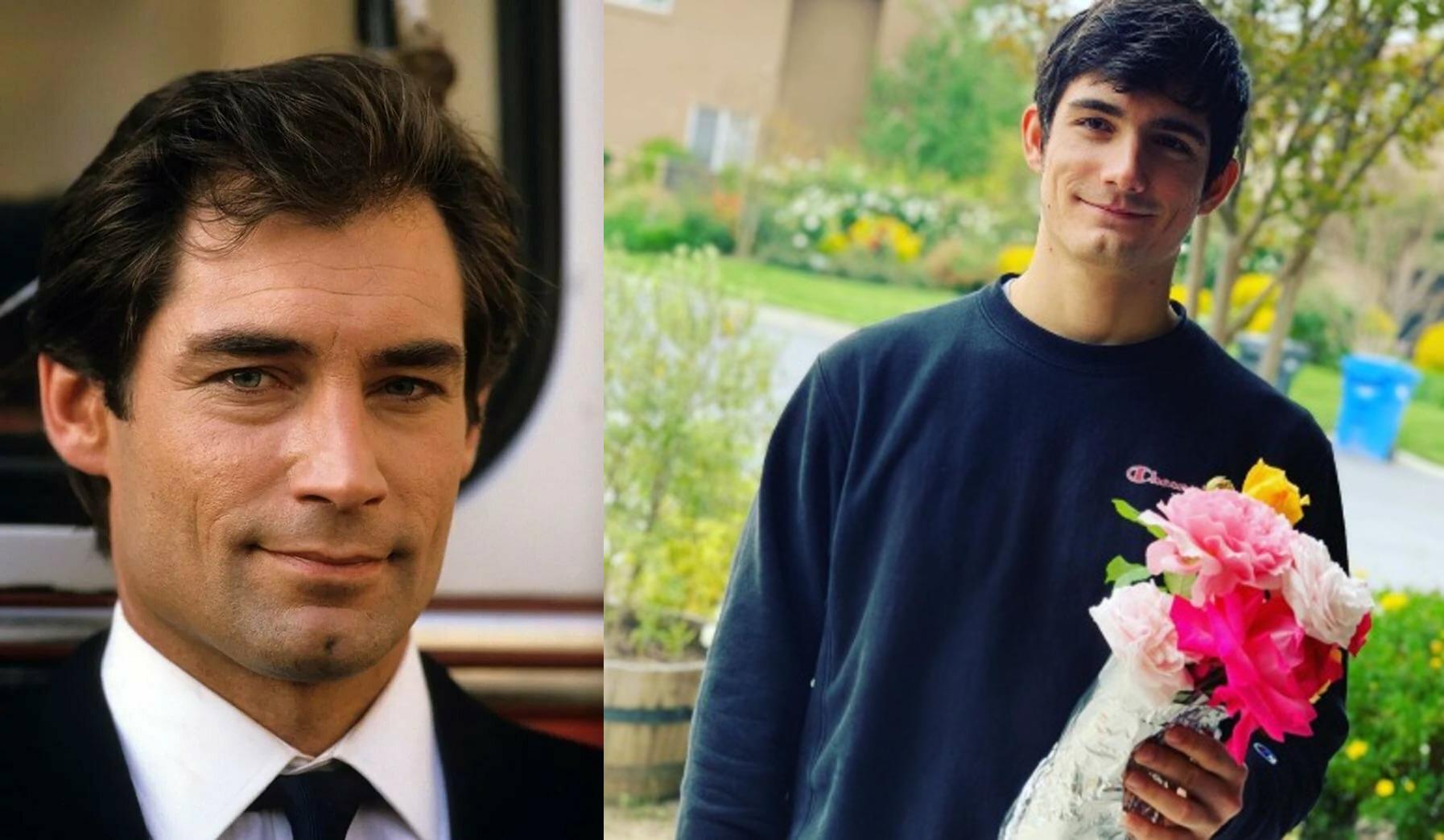 Сын Оксаны Григорьевой вырос копией отца-актера