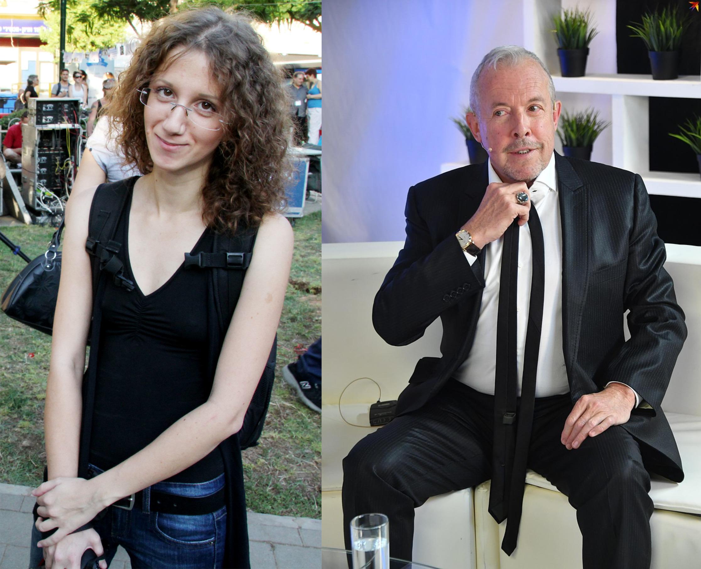 Женился и счастлив: свадьба Андрея Макаревича