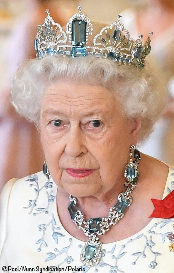 Королева Елизавета II (бразильская тиара)