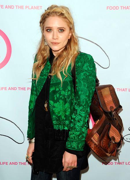 10 звезд, которые выбирают красивые рюкзаки