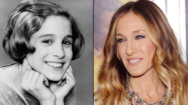 20 редких фото знаменитостей в молодости