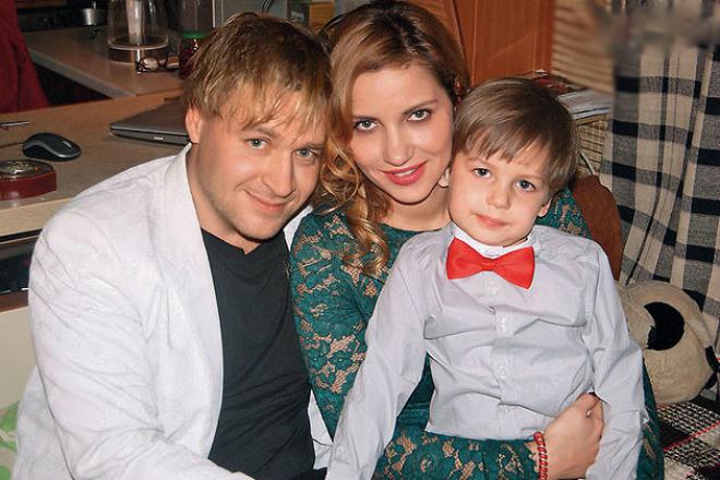 Жена Алексея Барабаша