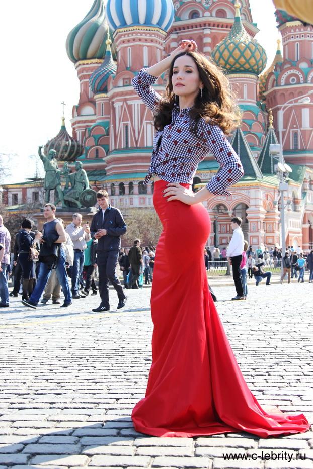 Наталья Орейро готовится стать россиянкой