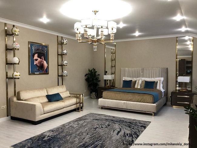 Интересный ремонт в комнате у сына Филиппа Киркорова