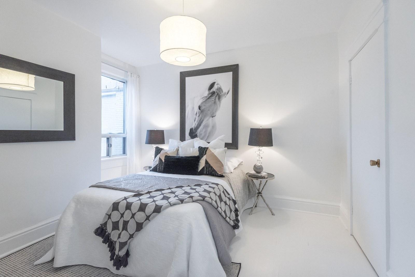 9 красивых спален, в которых спят селебрити