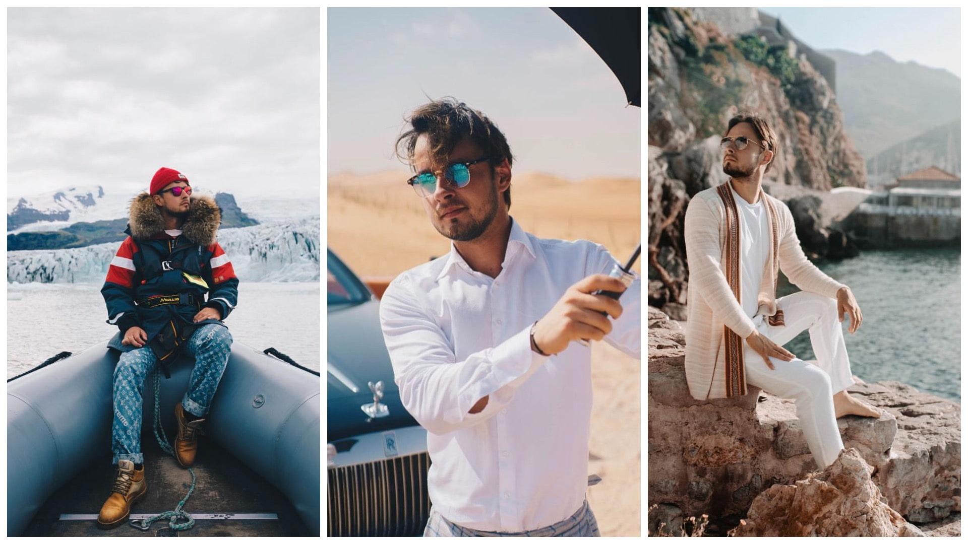 6 мужчин-блогеров, на которых интересно подписаться