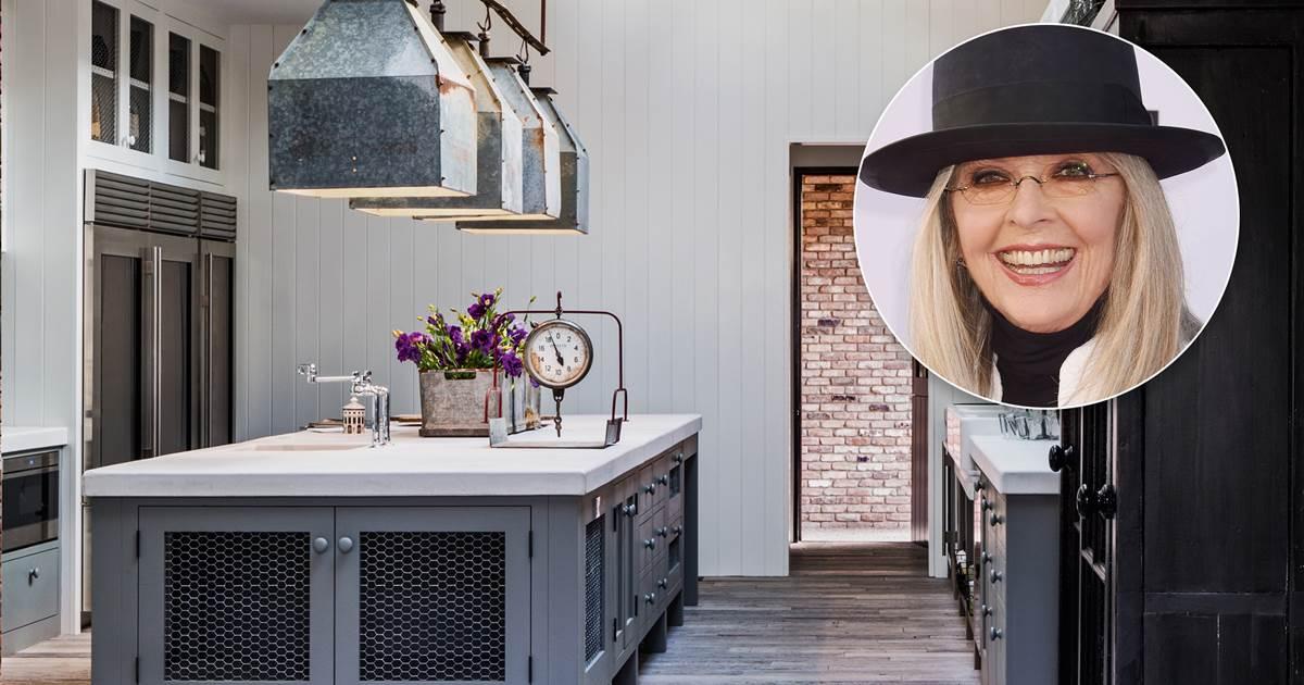 7 красивых кухонь знаменитостей