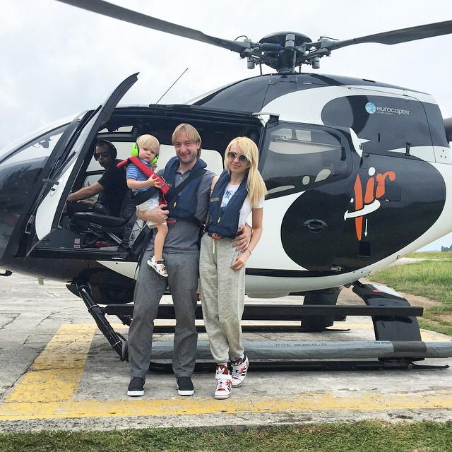 6 знаменитостей, у которых есть личный вертолет