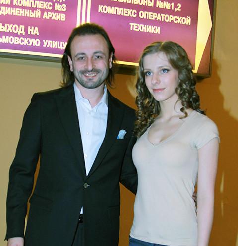 Лиза Арзамасова и Илья Авербух перестали скрывать свой роман