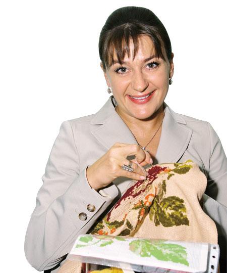 Анастасия Мельникова