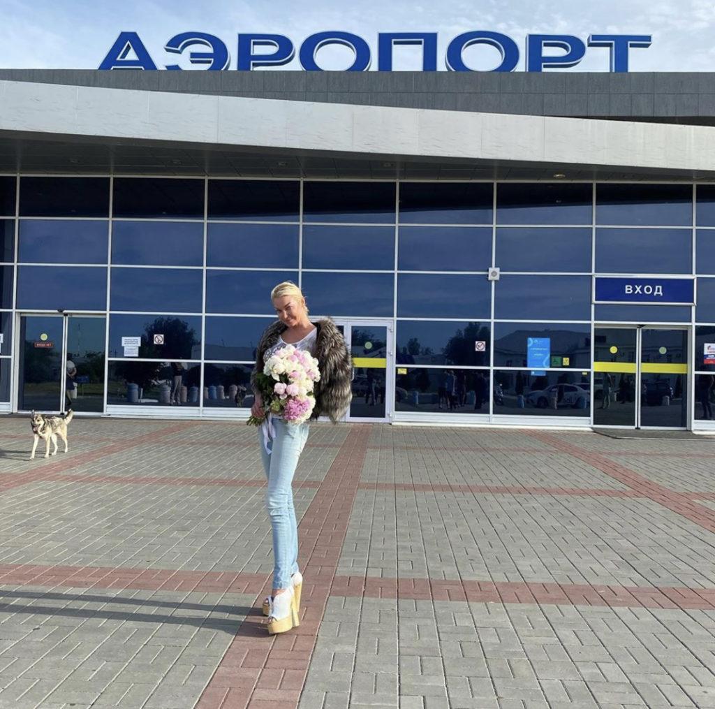 Анастасия Волочкова выиграла суд