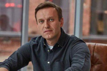 Жена Алексея Навального