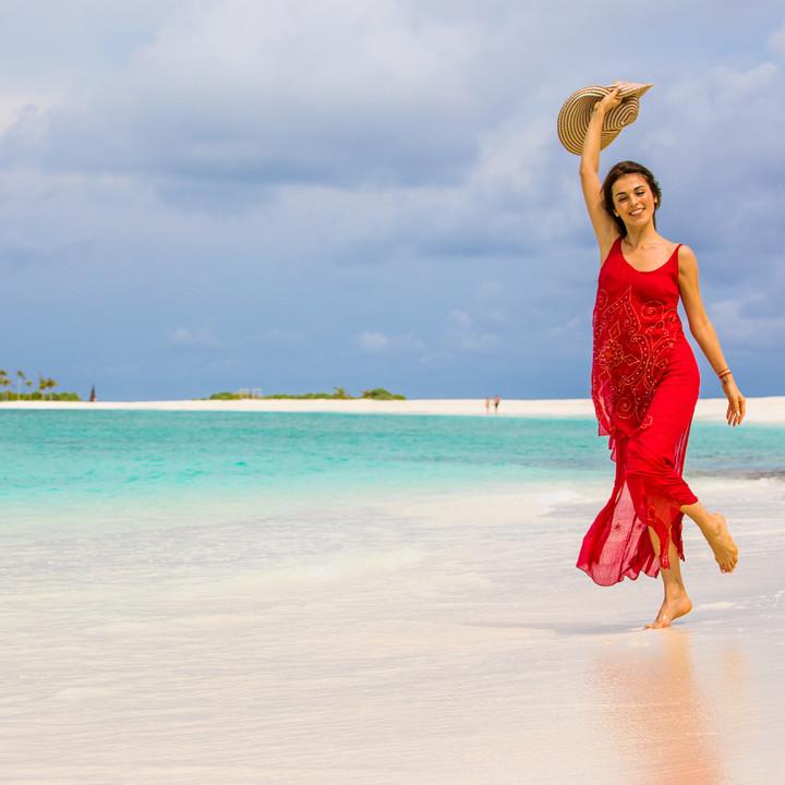 5 звезд, любящих отдыхать на Мальдивах
