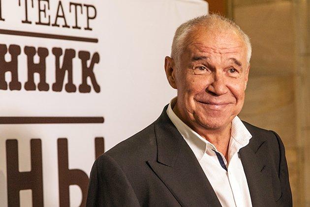 Сергей Гармаш принял решение уволиться из «Современника»