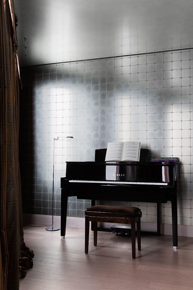 20 фото красивых интерьеров домов артистов
