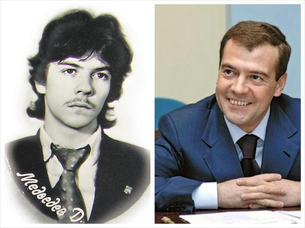 8 редких фото политиков в молодости