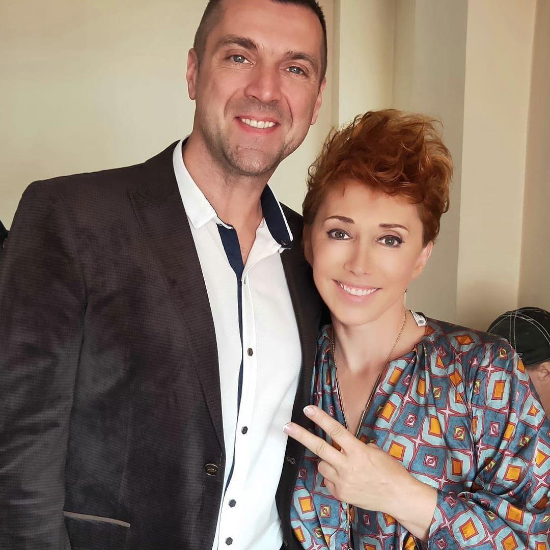 Поклонники поженили Елену Воробей и Сергея Куприка